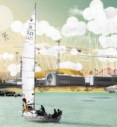 Beyond the Clouds | Zuhal Kol, Carlos Zarco Sanz, Jose Luis Hidalgo | Bustler