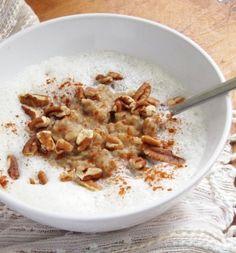 The Oatmeal Artist: Banana Chai Latte Oatmeal