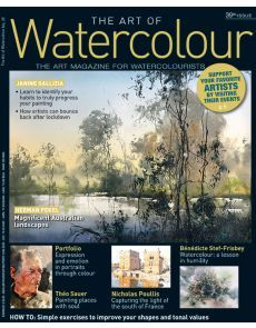 The Art of Watercolour 39th issue - PRINT Edition Watercolor Artists, Watercolour, Inspiration, Fine Art Paintings, Watercolor Painting, Paint, Watercolor, Biblical Inspiration, Watercolor Art