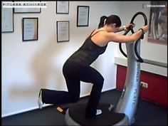 "FITNESS - Complete Body Workout ""Power Plate"" - YouTube"