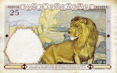 25 Francs  VF (see scan) Banknote