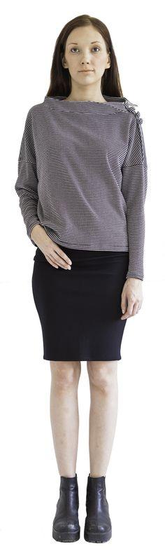 MUKA VA / Pisa shirt & Silja skirt