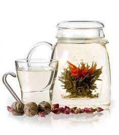 EU standard artisan blooming flower tea for Christmas gift Blooming Flowers, Fall Flowers, White Flowers, Flower Tea, Cool Photos, Mason Jars, Artisan, Christmas Gifts, Fruit