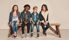 Lucky Brand's clothes for girls are designed for the hip and stylish girl. Find a full line of girls clothing, including jeans, dresses, tops, and more.
