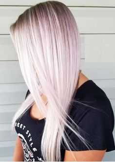 Find out the most amazing trends of light purple hair colors for long, short and medium length hair looks in 2018. If you wish to bright up your hairstyles right now then there is no better option as compared to purple hair color.