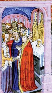 The Two Coronations  of Eleanor of Aquitaine