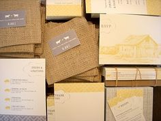 Trendy ideas for wedding invitations country chic brides Chic Wedding, Rustic Wedding, Dream Wedding, Wedding Burlap, Daisy Wedding, Trendy Wedding, Burlap Wedding Invitations, Wedding Stationery, Diy Invitations