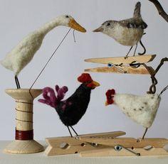 Dinny Pocock - My Work