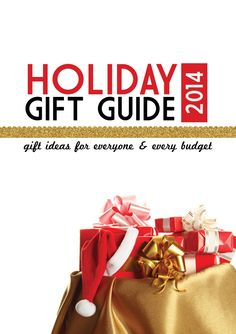2014 Holiday Gift Guide from A Grande Life