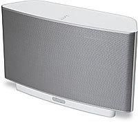 Amplified Wireless Music Player play music from your computer and the Internet,automatic wireless setup,features built-in tweeters, midrange drivers, and woofer More Details Sonos Play 5, Internet, Music, Party, Musica, Musik, Muziek, Parties, Music Activities