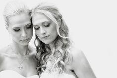 wedding day, sisters, twins, Kristin Vining Photography, Charlotte Wedding Photographer