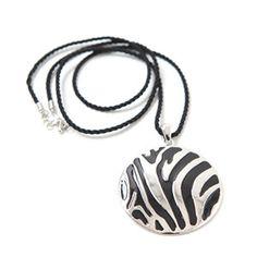 $31 Zebra necklace