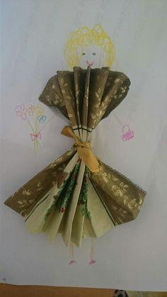 Mama Tancerka Prezent Gift Art activities for kids
