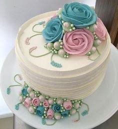 Hoje tem tudo sobre os Flower Cakes no blog! vem ver!