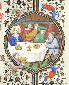 Book of Hours, MS M.359 fol. 164r - Images from Medieval and Renaissance Manuscripts - The Morgan Library & Museum