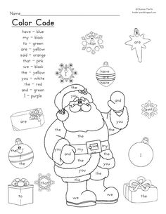 I'm reading Santa Sight Words on Scribd