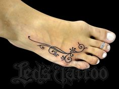 Led's Tattoo | tatuagem | Ornamental