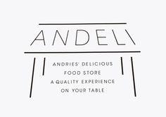 ANDELI / Naonori Yago / 矢後直規