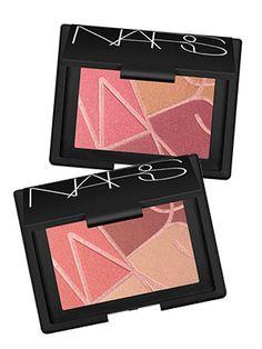 NARS Limited Edition Blush Palettes - NARS Cosmetics Summer Makeup - Real Beauty