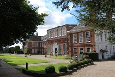 Welcome to Gosfield Hall!