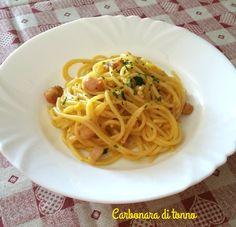 Spaghetti+con+uova+e+tonno