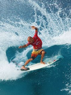 Kelly Slater #surf