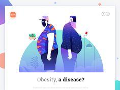 Obesity, a disease?