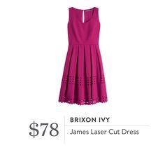 Brixon Ivy James Laser Cut Dresd