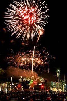 Manhattan Beach Holiday Fireworks: December 8, 2013  http://southbaybyjackie.com/manhattan-beach-holiday-fireworks-december-9-2012/