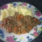 Keri's Mince and Tatties @ allrecipes.co.uk