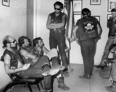 Hells angels photo essay