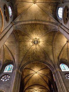 Crucero de la Catedral de Notre Dame (Paris - France)