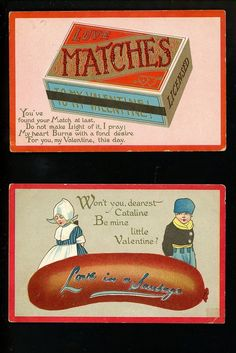 Valentines Day Postcard SET OF 12 Raphael Tuck Love Tributes #5 Love Vintage
