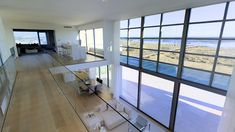 Explore 212 Dune Road in Mansion Tour, Beach House Tour, California Homes, Modern Homes, Virtual Tour, Modern Luxury, New Construction, House Tours, House Plans