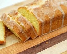 Lemon Olive Oil Pound Cake with Glaze Recipe by Karen Demasco from The Craft of Baking Gourmet Recipes, Cake Recipes, Gourmet Foods, Lemon Olive Oil Cake, Ginger Cookies, Types Of Cakes, Glaze Recipe, Pound Cake, Cupcake Cakes
