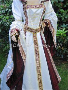 VORDIS - skreddersydde middelalder-klær, historiske drakter og kjoler.