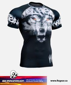 FIXGEAR CFS-18 Skin-tight Compression Base Layer Shirt