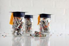 Graduation Mason Jars