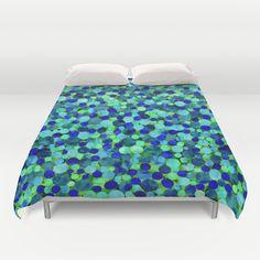 Confetti Pattern 05 Duvet Cover