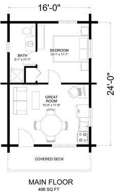 Floor Plans on cabin plans with loft