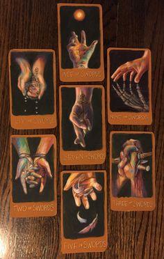 Maggie Stiefvater's Tarot Cards