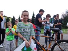 Nagroda niespodzianka - rower trafiły do Kuby
