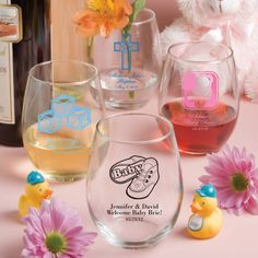 15 OZ STEMLESS WINE GLASSES (GIFT BOXES AVAILABLE)