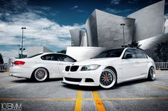 white bmw m3...a must have