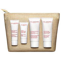 Buy Clarins Skincare Heroes Starter Kit Online at johnlewis.com