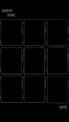 Polaroid Template, Frame Template, Polaroid Frame, Polaroids, Night Sky Wallpaper, Instagram Frame, Lock Screen Wallpaper, Night Skies, Filters