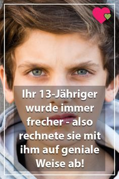 Ihr wurde immer frecher – also rechnete sie mit ihm auf geniale Weise ab - オーラルケアに関するすべて - Everything About Oral Care Babies R Us, Parenting Teens, Parenting Advice, Health Education, Kids Education, Nouveaux Parents, Health Promotion, Mom Advice, Kids Health