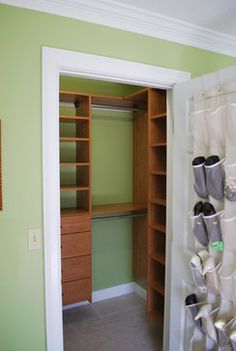 Small Closet Design Ideas, Pictures, Remodel and Decor