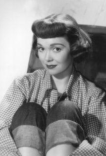 Jane Wyman (1917–2007) Born in St. Joseph, Missouri, USA. Actress, The Lost Weekend