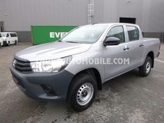 Pick-up Toyota Hilux / Revo Pick Up Double Cabin Diesel Pack Security Toyota Hilux, Pick Up, 4x4, Diesel, Packing, Cabin, Diesel Fuel, Bag Packaging